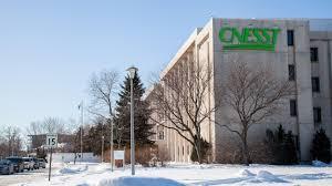 Le siège social de la CNESST, à Québec PHOTO : RADIO-CANADA / OLIVIA LAPERRIÈRE-ROY
